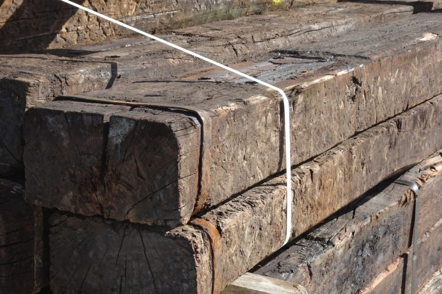 Railway Sleepers - EE Olley & Sons Ltd