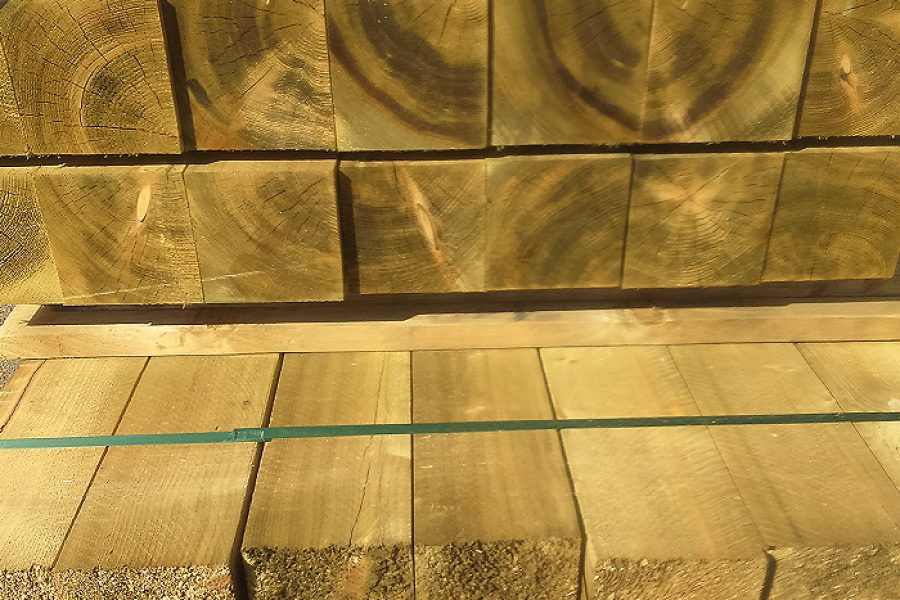 Treated Timber - EE Olley & Sons Ltd